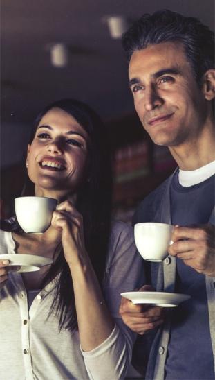 miscela qualità espresso professionalità costi caffé coffeematic alba vendita capsule macchine horeca rancilio hilly