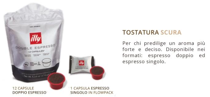miscela tostatura mediascura qualità espresso professionalità costi caffé coffeematic alba vendita capsule macchine horeca rancilio hilly